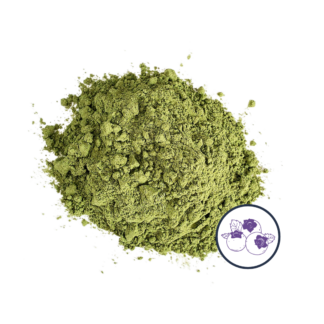 loose matcha powder